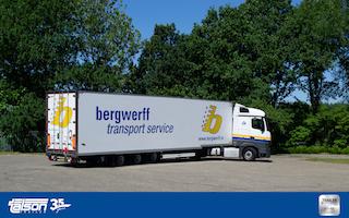 Tırsan'dan Bergwerff Transport Service'e Hava Kargo Aracı teslimatı