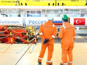 TürkAkım'ın deniz inşaatı tamamlandı