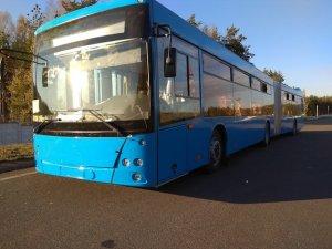 Allison MAZ 216'nın lansmanı Rusya'da yapıldı