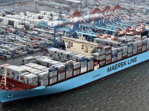 Maersk 2050'de sıfır CO2 emisyonu dedi