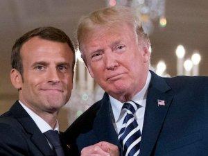 Macron sendikalar ve işveren örgütleriyle görüşecek
