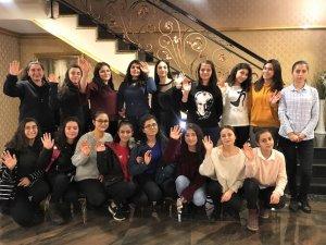 Mercedes-Benz Türk, Sivas'taki Yıldız Kızlarıyla buluştu