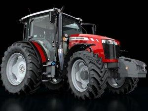 Massey Ferguson son model Traktörleriyle dikkat çekiyor