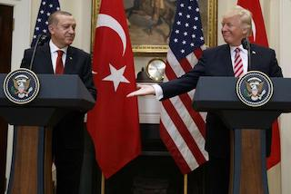 """""""ABD ile ilişkiler olumlu sinyaller veriyor"""""""