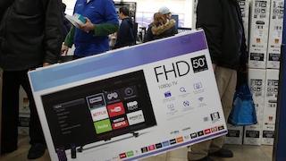 Televizyon satışları yüzde 25 artacak!