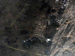 İran'da kargo uçağı düştü!