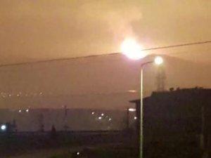 Sakarya'da doğal gaz patlaması yaşandı!