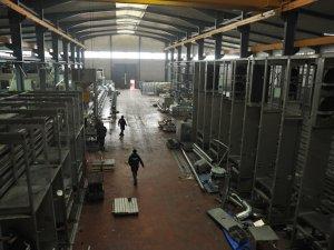 45 ülkeye Makarna ve Tekstil makinesi ihracatı