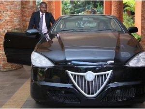 Yerli hibrit aracını Uganda test etti!