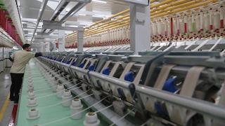 Kahramanmaraş'ta üretim hız kesmiyor!