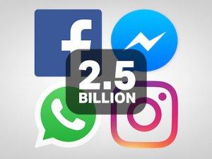 Facebook, Whatsapp ve Instagram mesajları tek bir yerde toplanacak