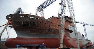 Gemi inşa sektörünün teminat sorununu Eximbank çözecek!