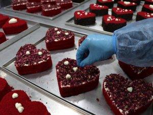 Dünya'ya kalp dolusu ihracat!