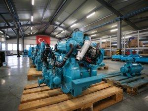 Yerli Dizel motor üretip ihraç ediyor!