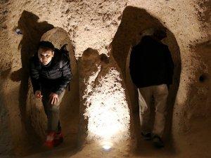 1 milyonu aşkın turist yer altını gezdi