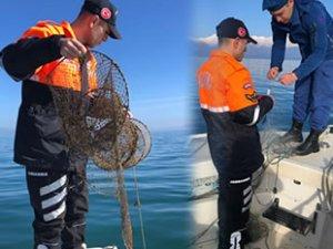 Eğirdir Gölü'nde kaçak avcılık denetimleri sıklaştı