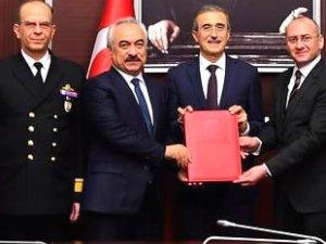 Ares Tersanesi, Savunma Sanayii ile 105 adet 'Kontrol Botu' anlaşması imzaladı