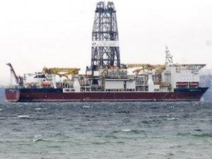 'Deepsea Metro-1' isimli sondaj gemisi, Yalova'ya ulaştı