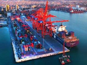 Türk limanlarında 'elleçleme' yüzde 8 arttı
