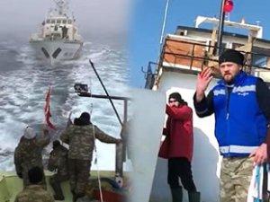 Romanya Sahil Güvenlik ekipleri, Türk balıkçı teknesine ateş açtı! Yaralılar var...