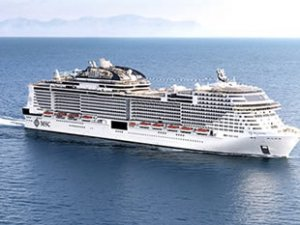 MSC Cruises, MSC Bellissima'yı hizmete soktu
