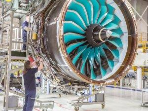 Rolls-Royce enerji verimli Ultrafan® motorlarında bir test daha başarıyla tamamlandı