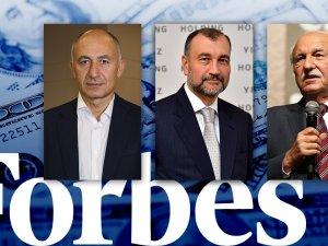 Forbes 'En Zengin 100 Türk' listesini açıkladı