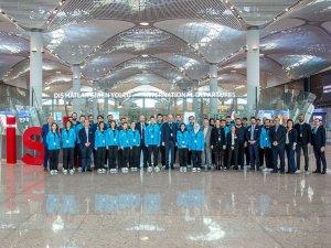 İstanbul Havalimanı'nda 'bana sor' dönemi başladı
