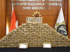 İstanbul'da muz yüklü konteynerden 185 kilo kokain çıktı