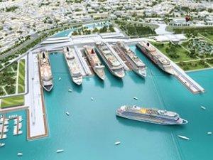 Yenikapı Kruvaziyer Limanı 1,5 milyar dolar getirecek