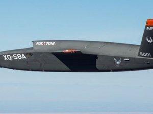 ABD insansız savaş uçağı geliştirdi
