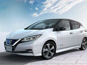 Elektrikli Nissan LEAF satış rekoru kırdı