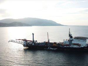 TürkAkım'da Kıyıköy alım terminalinin yüzde 50'si tamamlandı