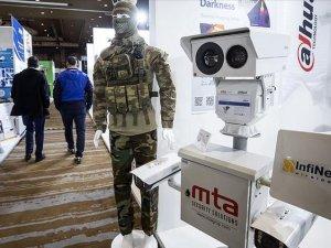 Güvenlikte son teknolojiler görücüye çıktı