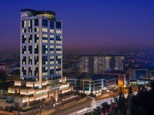 İstanbul'un kalbindeki mücevher Hyatt Centrıc