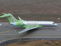 2 Global 6000, Hava-Soj için TUSAŞ'a teslim edildi