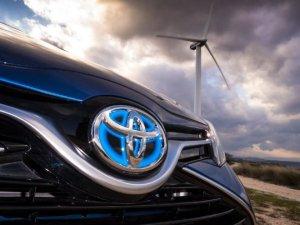 Çevreyi en kirleten otomobil Toyota