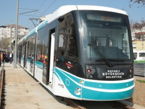 Akçaray' filosuna 18 yeni tramvay