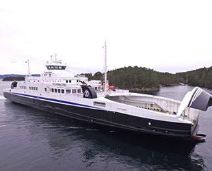 Tersan Tersanesi, Torghatten Nord'a iki adet feribot teslim etti