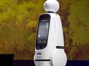 Halden anlayan robot