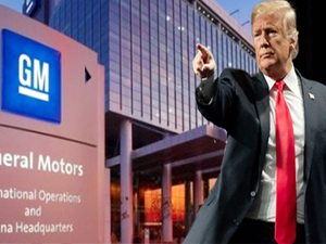 Trump, General Motors'a seslendi: Fabrikayı tekrar açın