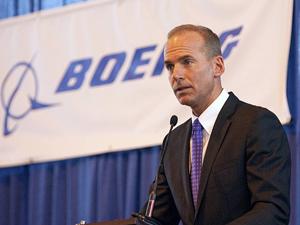 Boeing Ceo'su, ''Yaptığımız işin hayati öneminin farkındayız''