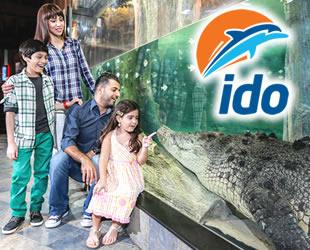 İDO yolcularına Emaar Mall'da 1 bilet alana 1 bilet hediye verilecek