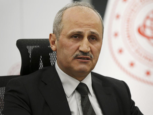 Bakan Turhan: Yatırımlar 537 milyar lirayı aştı