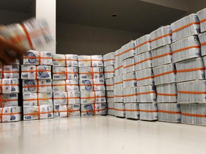 Merkez Bankası rezervleri 3 milyar dolar azaldı
