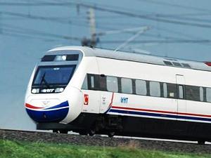 İstanbul-Kapıkule Hızlı Tren Projesi'nin temeli 3 Mayıs'ta atılacak