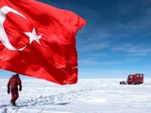 """""""Antarktika'da kalıcı bir üs kurmak istiyoruz"""""""