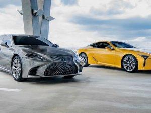 Lexus'un küresel satışları 10 milyon adedi buldu
