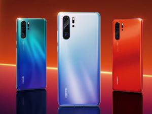 Huawei P30 Pro'nun fiyatı ortaya çıktı