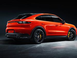 Porsche'nin yeni SUV modeli Cayenne Coupe